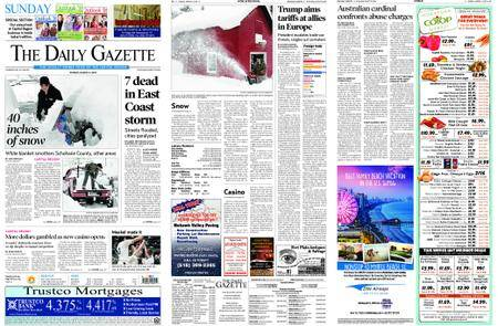 The Daily Gazette – March 04, 2018
