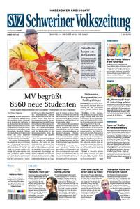 Schweriner Volkszeitung Hagenower Kreisblatt - 14. Oktober 2019