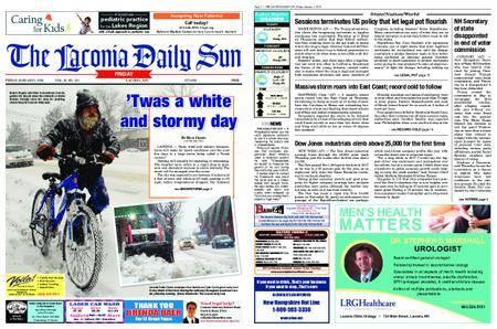 The Laconia Daily Sun – January 05, 2018