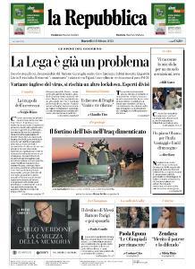 la Repubblica - 16 Febbraio 2021