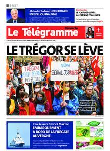 Le Télégramme Brest Abers Iroise – 05 juillet 2020