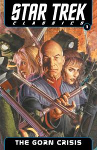IDW-Star Trek Classics Vol 01 The Gorn Crisis 2014 Hybrid Comic eBook