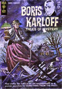 Boris Karloff Tales of Mystery 004 1963