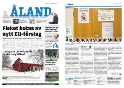 Ålandstidningen – 11 februari 2019