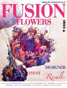 Fusion Flowers - February-March 2016