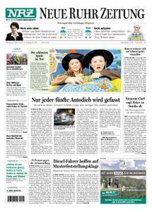 NRZ Neue Ruhr Zeitung Essen-Postausgabe - 23. Oktober 2018