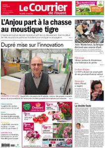 Le Courrier de l'Ouest Nord Anjou – 04 mai 2019