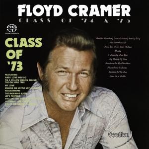 Floyd Cramer - Class Of '73 & Class Of '74-'75 (1973/1975) [Reissue 2016] MCH PS3 ISO + Hi-Res FLAC