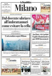 la Repubblica Milano - 24 Gennaio 2020