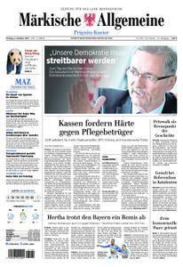 Märkische Allgemeine Prignitz Kurier - 02. Oktober 2017