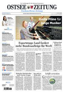 Ostsee Zeitung Wolgast - 23. Oktober 2018