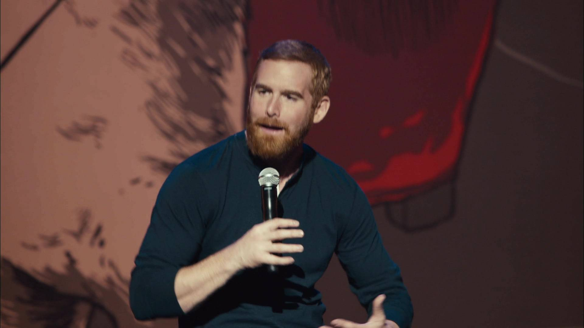 andrew santino home field advantage