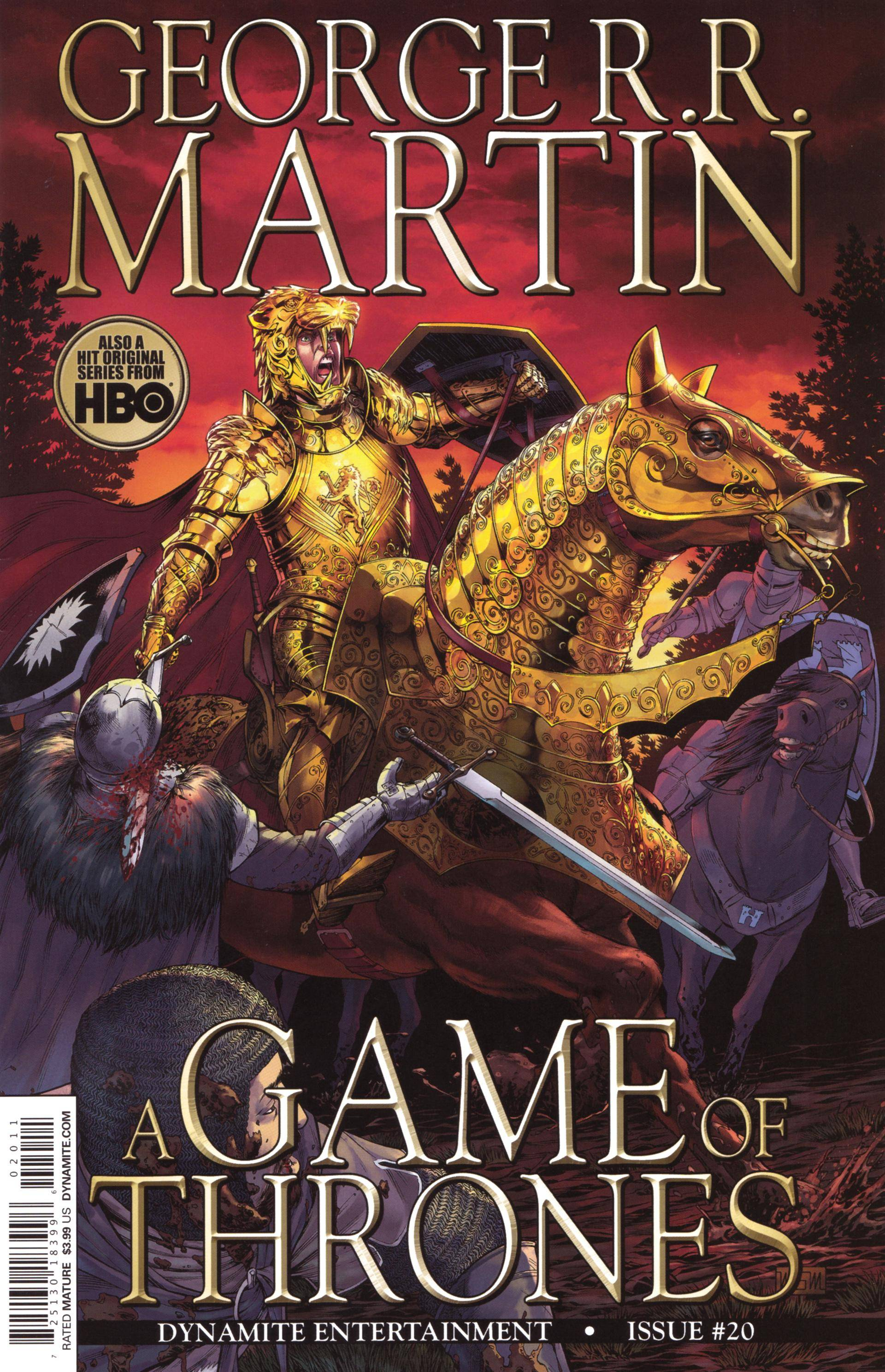 George R R Martins A Game Of Thrones 20 2014
