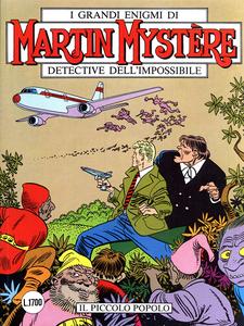 Martin Mystere n.076 - Il piccolo popolo
