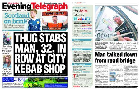 Evening Telegraph First Edition – May 31, 2018
