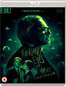 The 1,000 Eyes of Dr. Mabuse (1960)