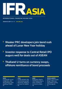 IFR Asia – January 25, 2020