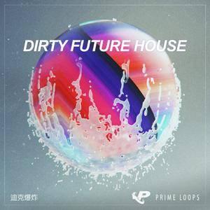 Prime Loops Dirty Future House WAV MiDi