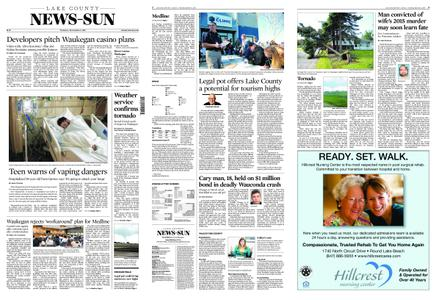 Lake County News-Sun – September 05, 2019