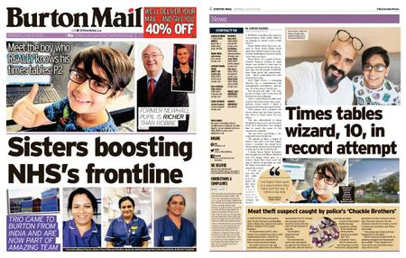 Burton Mail – June 08, 2020