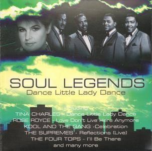 VA - Soul Legends - Dance Little Lady Dance (2004)