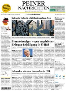 Peiner Nachrichten - 02. Oktober 2018
