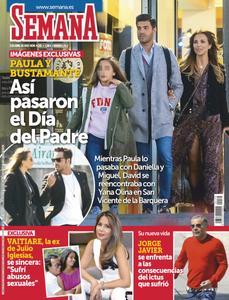Semana España - 03 abril 2019