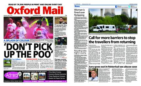 Oxford Mail – May 08, 2019