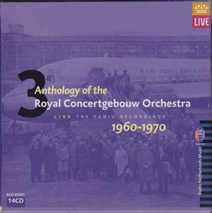 RCO - Anthology of the Royal Concertgebouw Orchestra, Vol 3, 1960-1970 (2005) {14CD Box Set RCO 05001, Limited Edition}