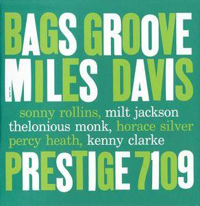 Miles Davis - Bags' Groove (1957) Analogue Productions' Prestige Mono Series, Remastered 2014, Audio CD Layer [Re-Up]