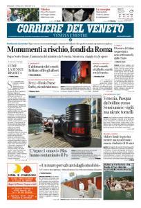 Corriere del Veneto Venezia e Mestre - 17 Aprile 2019