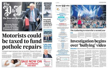 The Press and Journal Moray – September 26, 2019