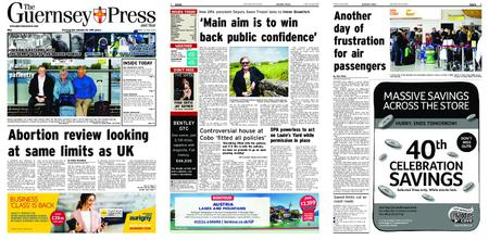 The Guernsey Press – 31 May 2019