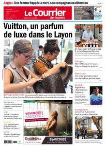 Le Courrier de l'Ouest Nord Anjou – 06 septembre 2019