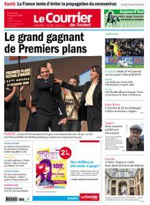 Le Courrier de l'Ouest Angers – 26 janvier 2020