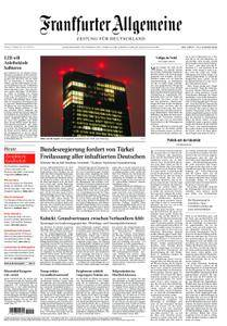 Frankfurter Allgemeine Zeitung F.A.Z. - 27. Oktober 2017