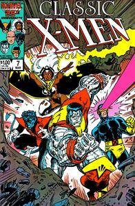 Classic X-Men 007 1987 Minutemen-Syl3ntBob c2c