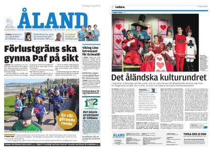 Ålandstidningen – 09 maj 2019