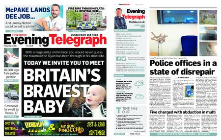 Evening Telegraph First Edition – May 31, 2019