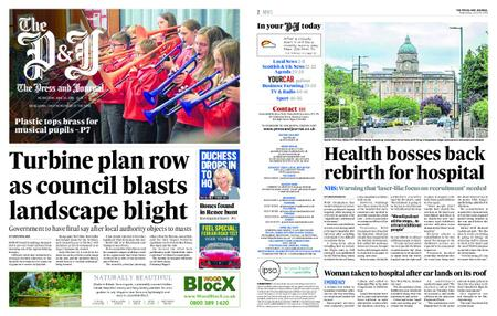 The Press and Journal Moray – June 26, 2019