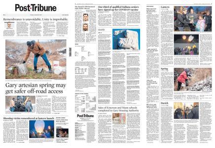 Post-Tribune – January 19, 2021