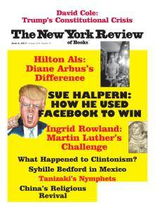 The New York Review of Books - June 8, 2017