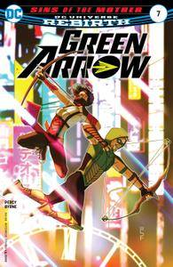 Green Arrow 007 2016 2 covers Digital Zone-Empire