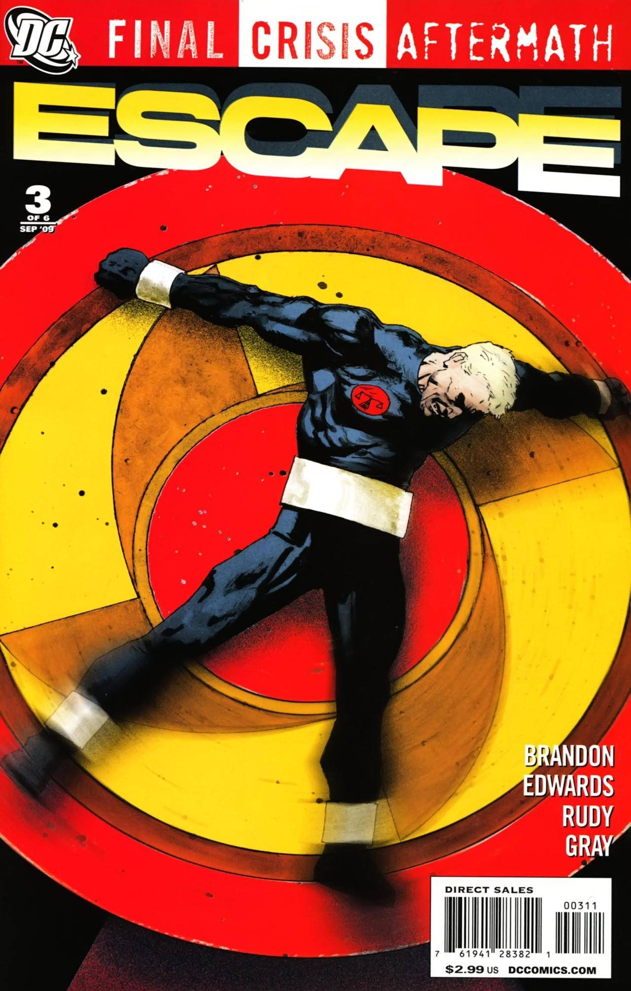 Final Crisis Aftermath - Escape 03 (of 06) (2009)