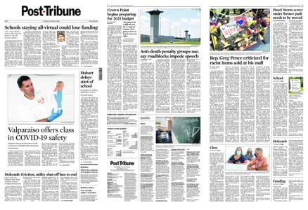 Post-Tribune – August 08, 2020