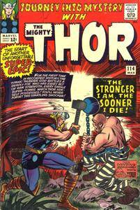 Thor 1965-03 Journey Into Mystery 114