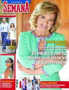 Semana España - 18 julio 2018