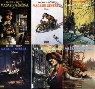 Magasin Général #1-6 de 7