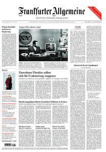 Frankfurter Allgemeine Zeitung F.A.Z. - 09. September 2017