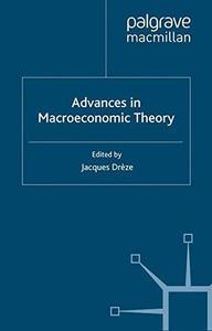 Advances in Macroeconomic Theory: International Economic Association